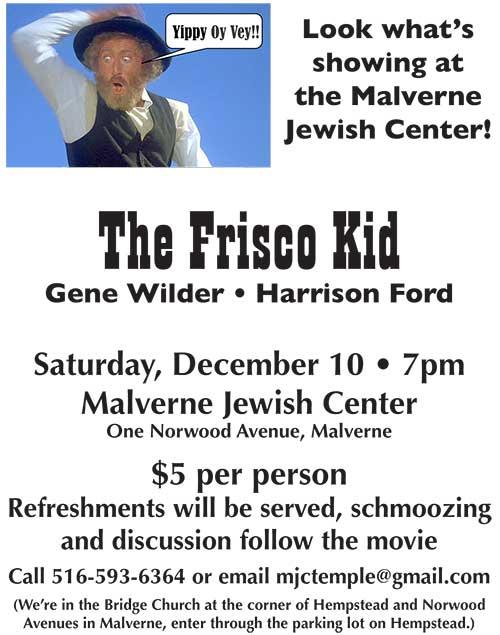 Movie_The Frisco Kid
