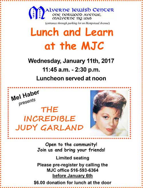 Lunch & Learn-Jan. 2017