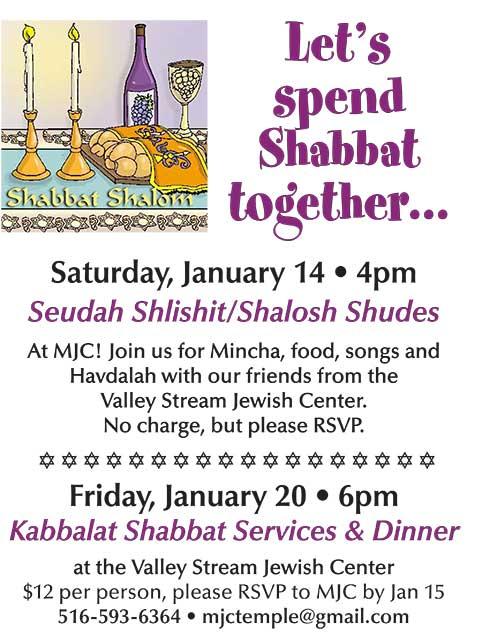 Sabbath Together