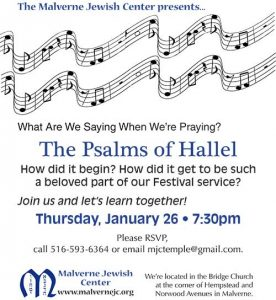 The Psalms of Hallel