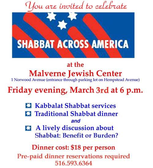 Shabbat Across America 2017