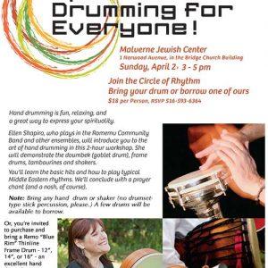 Spiritual Drumming