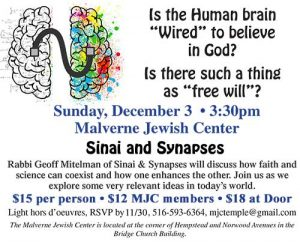 Sinai and Synapses