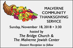 Community Thanksgiving 2018