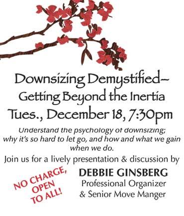 Downsizing Demystified